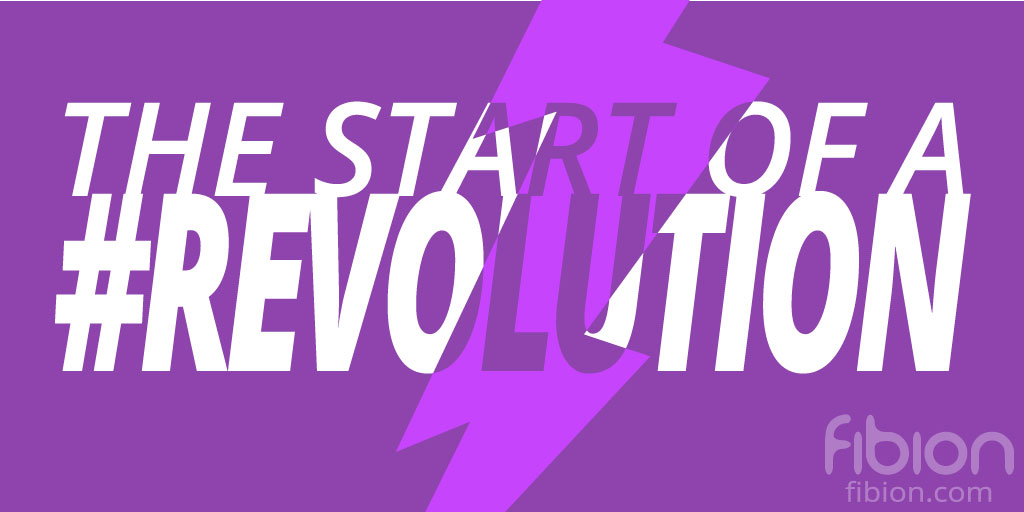 Fibion.com-The start of a #revolution